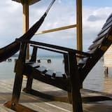Bungalow, 1 Double Bed, Ocean View - Terrace/Patio