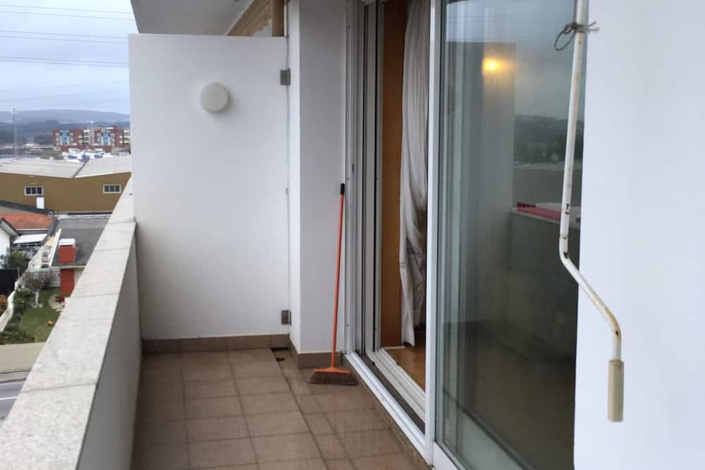Dvivietis kambarys, atskiras vonios kambarys - Terasa / vidinis kiemas