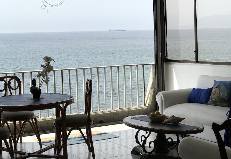 La Siesta, Salinas, Departamento familiar, 3 habitaciones, habitaciones comunicadas, vista al mar, Balcón
