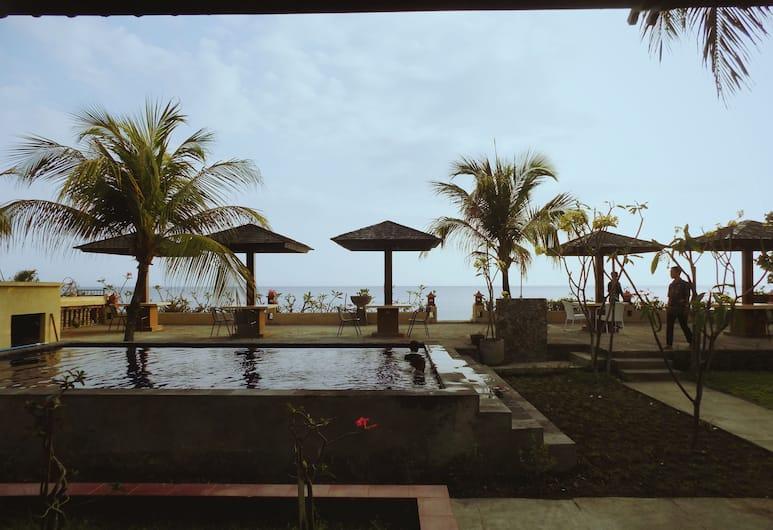 Lina Cottage Senggigi, Senggigi, Pool