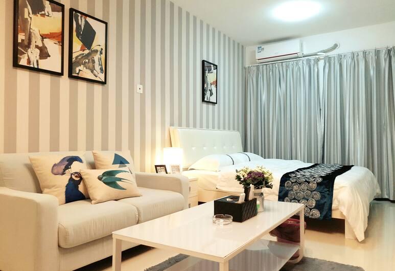深圳蟻巢酒店公寓科技園店, 深圳市, 尊享浪漫大床房, 客房
