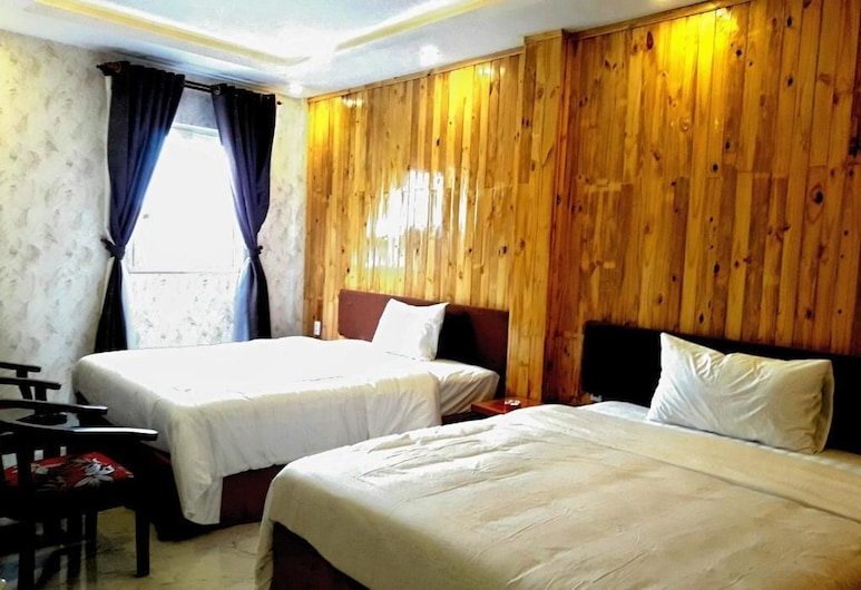 Love Sea Guest House, Phu Quoc, Deluxe - kahden hengen huone, Vierashuone