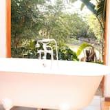 Comfort Double Room, Garden View - Bathroom