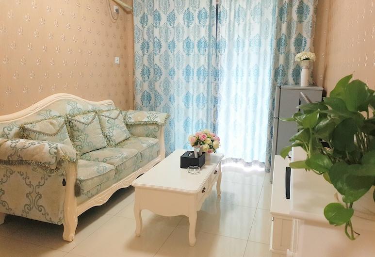 百里登精品公寓, 深圳市, 豪華兩室一廳套房, 客房