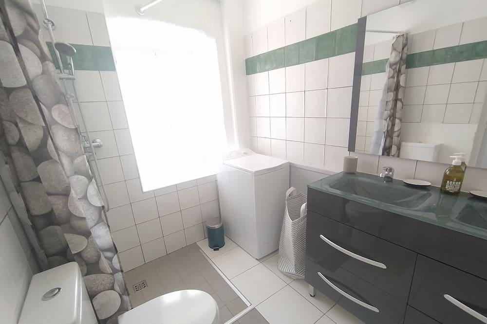 Dúplex, baño privado (Gîte N°6) - Baño