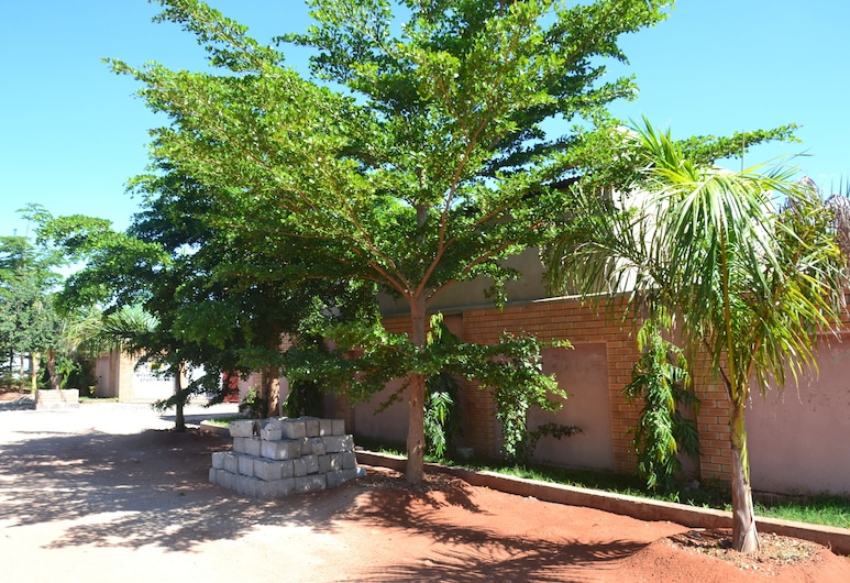 Sikalongo Lodge Highlands, Livingstone, Terrein van accommodatie
