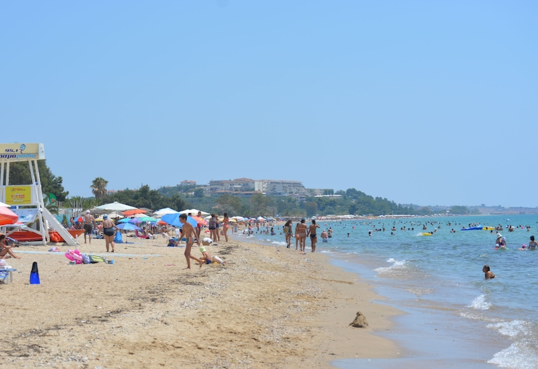 Apartments Dimitra, Nea Propontida, Plaża