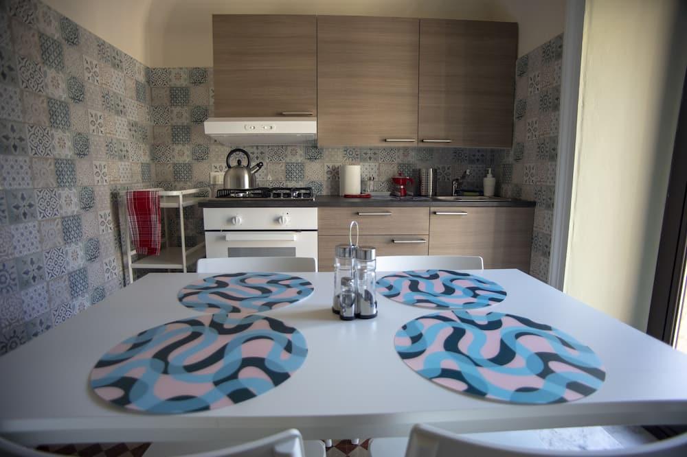 Standarta numurs, koplietojuma vannasistaba - Kopīga virtuve