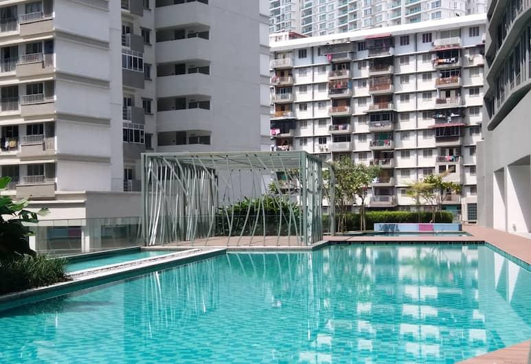 吉隆坡大學蓋特威住宅飯店, 吉隆坡, 室外游泳池