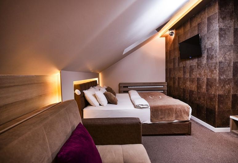 Hotel Ideja, Banja Luka, Basic Double Room, Guest Room