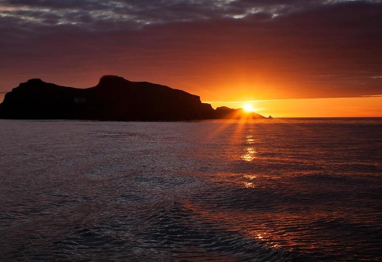 Fianna Log Cabin, Ballycastle, Plaj