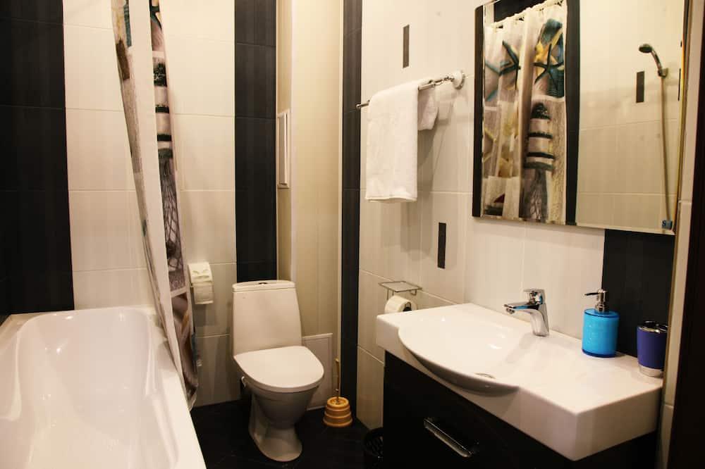 尊榮套房 - 浴室