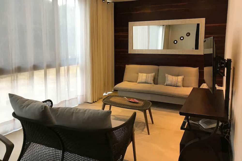 Nhà liên kế dành cho gia đình, 2 phòng ngủ - Khu phòng khách