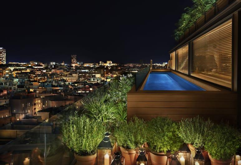 The Barcelona EDITION, Barcelona, Rooftop Pool