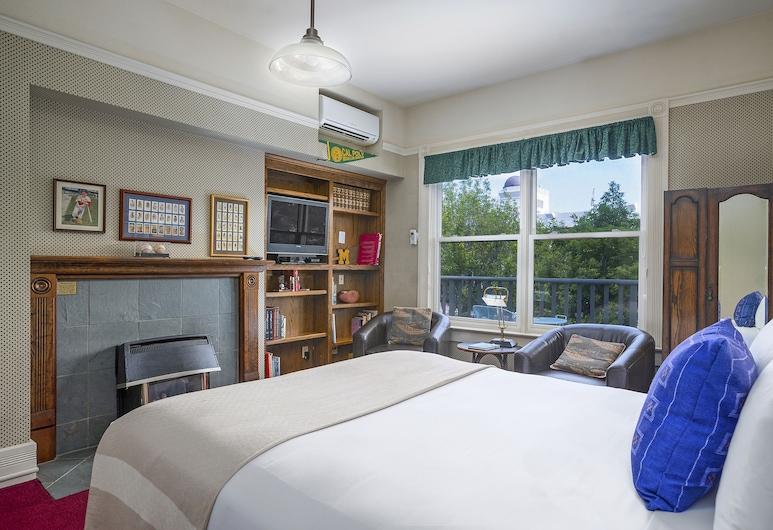 Garden Street Inn, San Luis Obispo, Superior Room, 1 Queen Bed, Fireplace, Guest Room