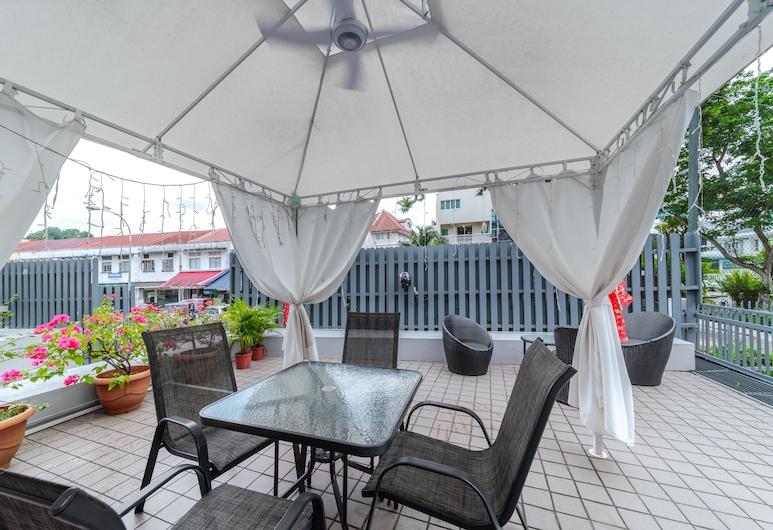 K2 Guest House, Singapore, Terrace/Patio