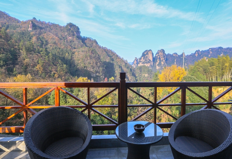 Mountain For Inn, Zhangjiajie, Grand Σουίτα, Δωμάτιο επισκεπτών