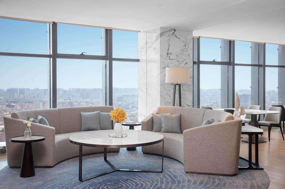 Izba typu Executive, 2 dvojlôžka, nefajčiarska izba - Hotelový bar