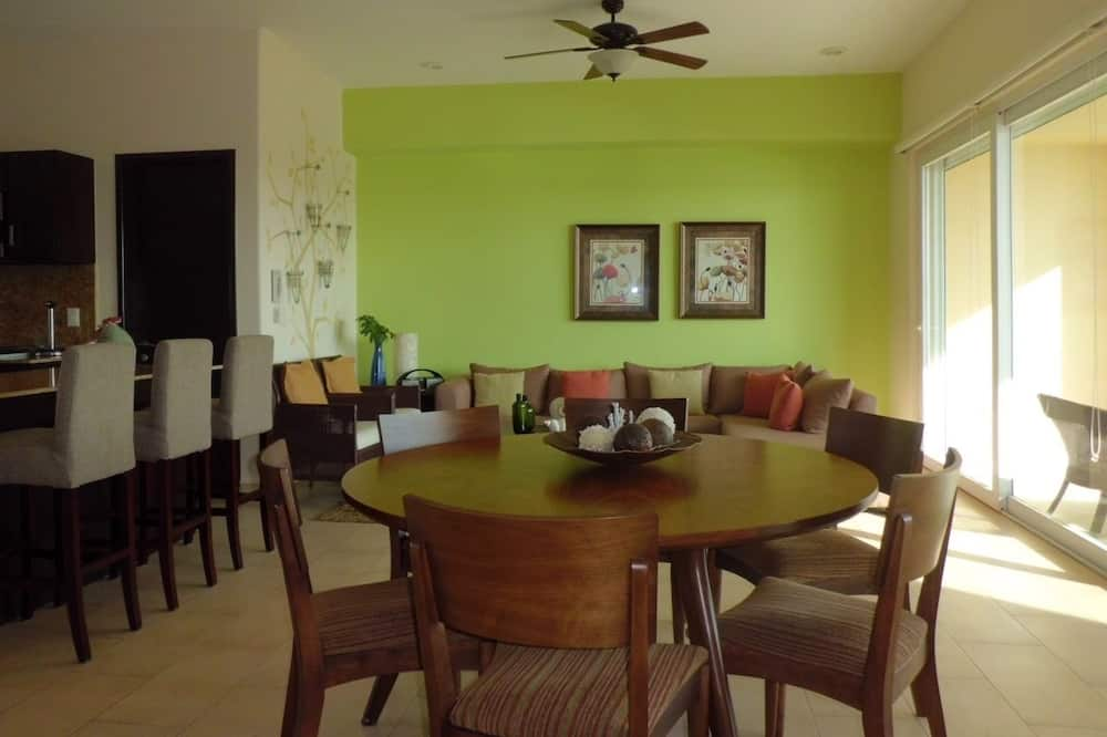 דירה משפחתית, 2 חדרי שינה, נוף למרינה - אזור מגורים