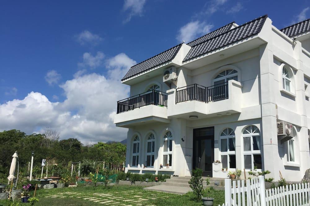 Lanshan House, Donghe