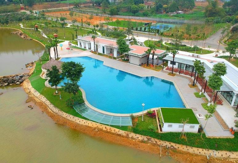 Red Gate Villa, Hanói, Piscina al aire libre