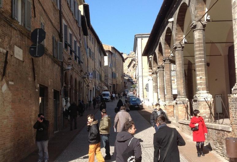 B&B San Francesco, Urbino, Exterior