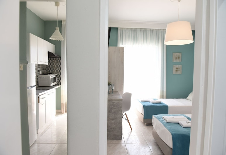 Dionisos Elia, Nea Propontida, Apartment, 1 Bedroom, Room