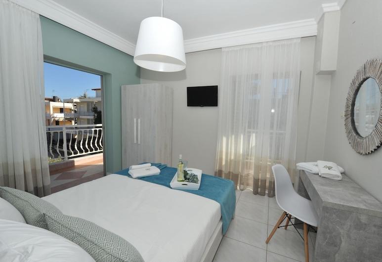 ディオニソス エリア, ネア プロポンティダ, アパートメント 2 ベッドルーム (4 Adults), 部屋