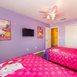 Family Villa, Multiple Bedrooms, Garden Area - Bilik Tema Kanak-kanak