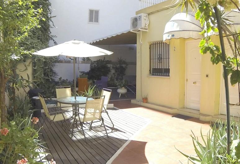 Apartamentos turísticos Imar, Cadiz, Terrasse/Patio