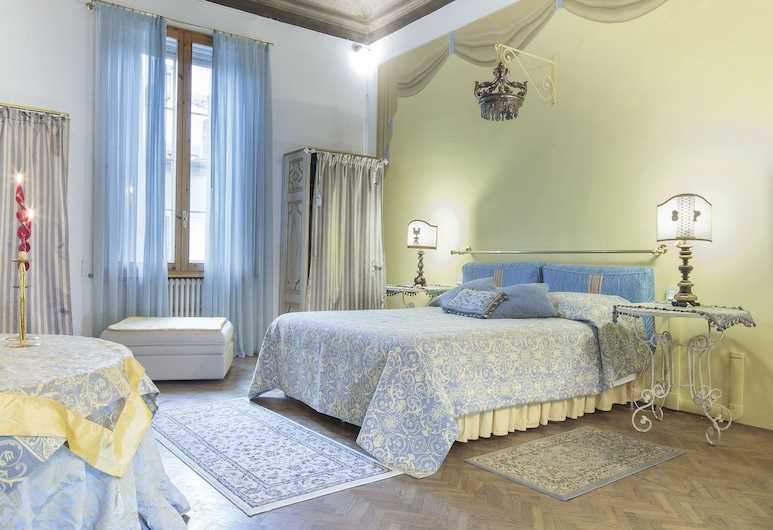 Perla JS, Firenze, Suite Junior, Camera