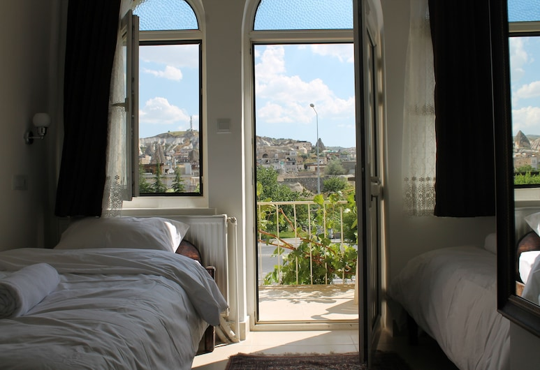 Cappadocia Art Hotel, Nevsehir, Standard Twin Room, City View, Guest Room