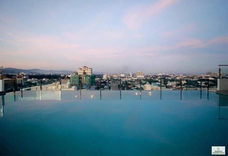 Mabolo Garden Flat 1014, Cebu, Outdoor Pool
