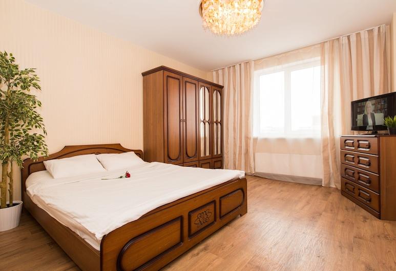 Apartment on Volzhskaya Embankment 12, Nizhny Novgorod, Apartment, Room