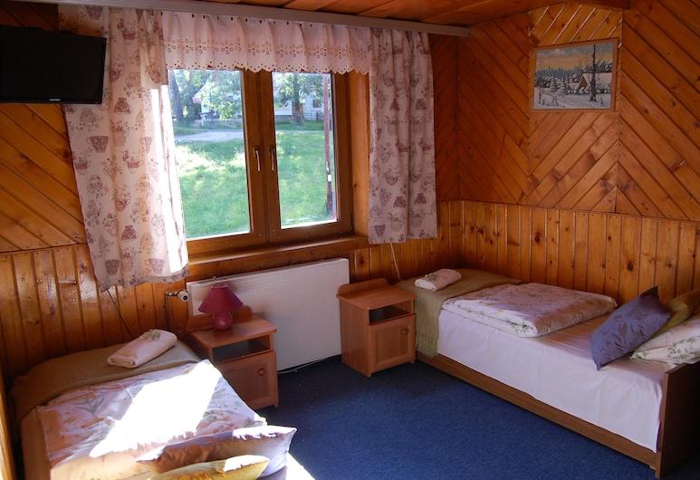 奇烏帕賈公寓旅館, 布科維納塔特贊斯卡, 雙床房, 共用浴室, 客房