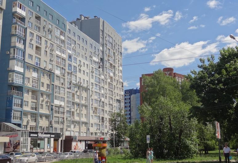 Apartment on Belinskogo 11/66 - apt 81 , Νίζνι Νόβγκοροντ, Αυλή