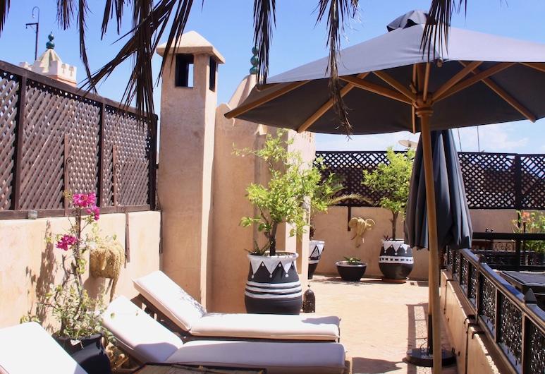 Riad Dama, Marrakech, Terraza o patio