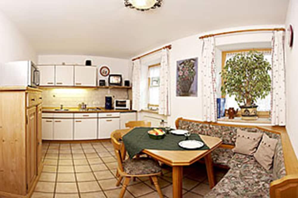 Departamento (1) - Servicio de comidas en la habitación