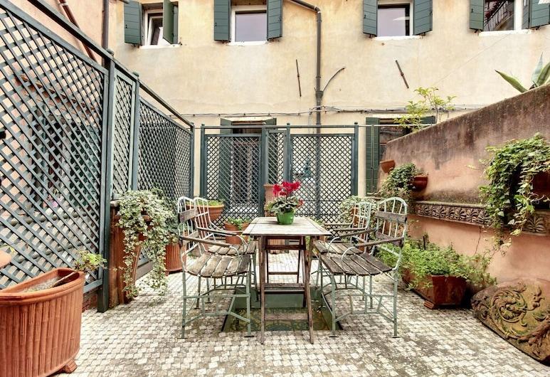 威尼斯人之家露台飯店, 威尼斯, 庭院