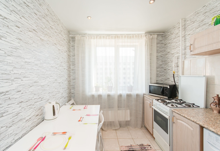 Apartment on Gorkogo 140, Nizhny Novgorod, Apartment, 1 Bedroom, Private kitchen