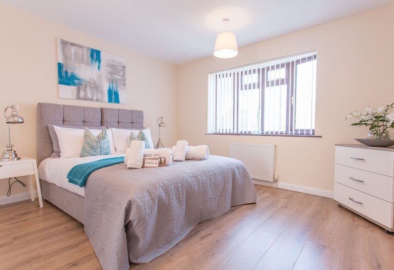 Pinnocks Lodge, Oxford, Deluxe Apartment, 2 Bedrooms (No. 31A), Room