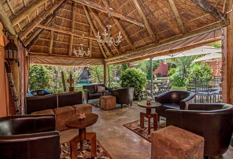 Sitatunga Guest Lodge & Transfers, Sandton, Terrace/Patio