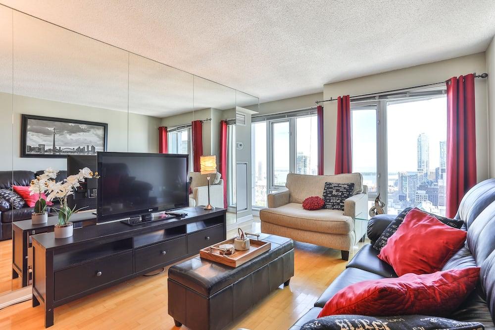 Design Daire, 1 Yatak Odası - Oturma Alanı
