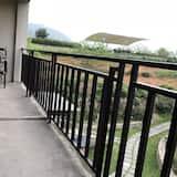 Comfort Suite, 2 Bedrooms, Balcony, Courtyard Area - Balcony