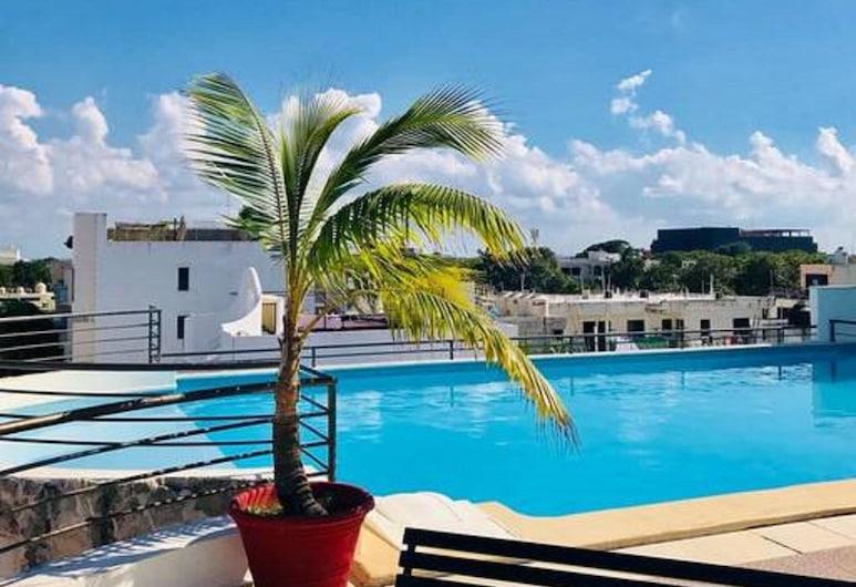 Amalfi Xlieva Penthouse. 3 Blocks From the 5th Ave, Playa del Carmen