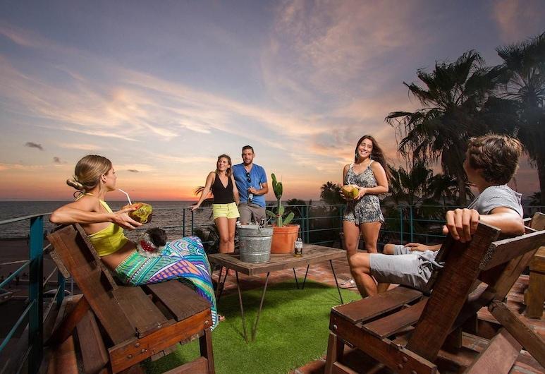 Chilavilla-confortable Habitación 2p. en Mazatlán, Mazatlán, Terrasse/patio