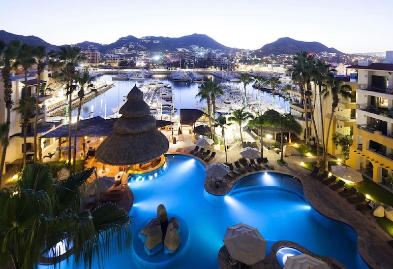 Premium Studio Marina View Nautical JR. Suite IN Cabo, Cabo San Lucas, Pogled na grad