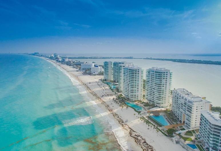 Best Location 1-bedroom IN Cancun - Sleeps 3, Канкун, Територія готелю