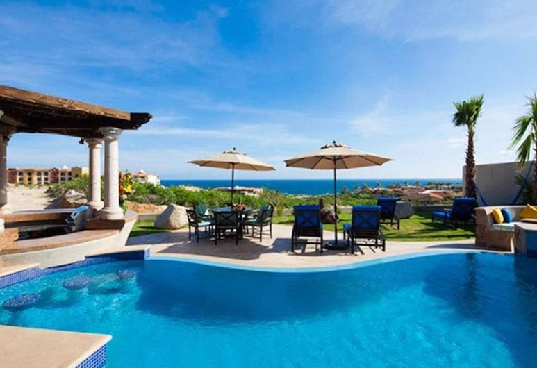 3BR 2FL Ocean View Private Villa-cabo SAN Lucas, Cabo San Lucas, Piscina
