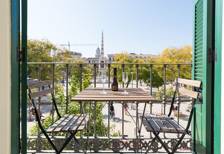 LU&CIA Apartamento Picasso, Málaga, Appartement, 1 chambre, balcon, Balcon